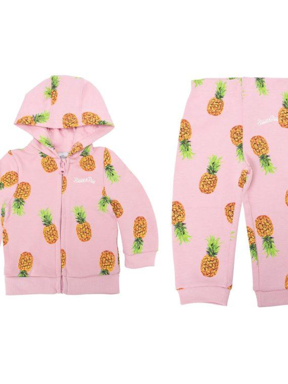 Aruba Baby Jogger, Pink Pineapple, 68, Blount And Pool