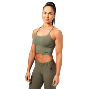 Astoria Seamless Bra, wash green, Better Bodies