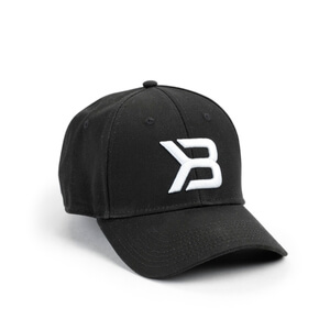 BB Baseball Cap, black, Better Bodies