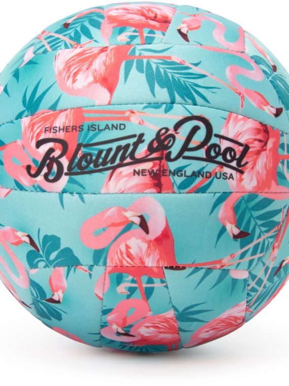 Beach Volleyball, Turquoise Flamingo, Onesize, Blount And Pool