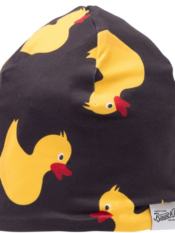 Blount & Pool Beanie, Yellow Duck, Onesize, Blount And Pool