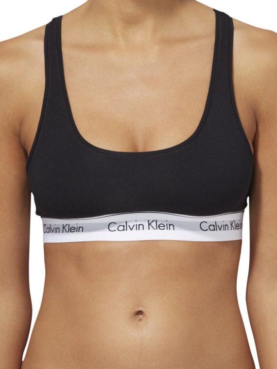 Bralette, Black, M, Calvin Klein