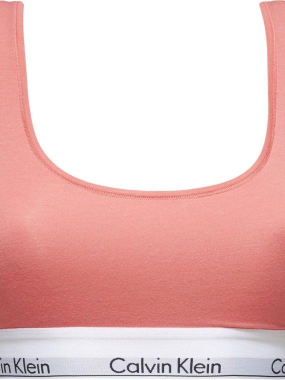 Bralette, Pink, Xs, Calvin Klein