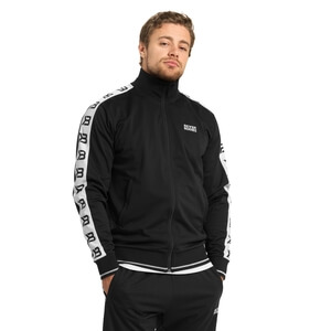 Bronx Track Jacket, black, Better Bodies