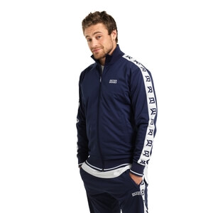 Bronx Track Jacket, dark navy, Better Bodies