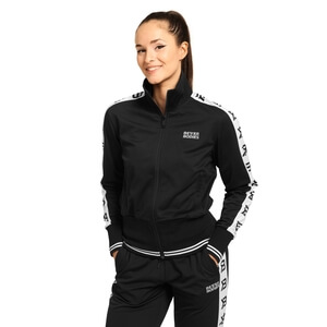 Chelsea Track Jacket, black, Better Bodies