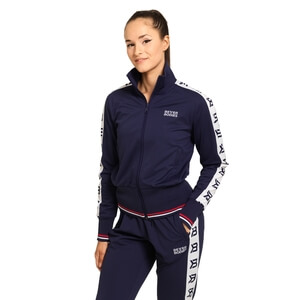 Chelsea Track Jacket, dark navy, Better Bodies