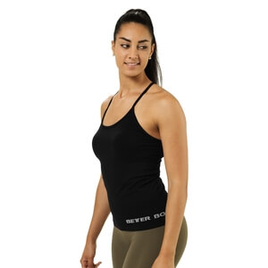 Chrystie Tank, black, Better Bodies