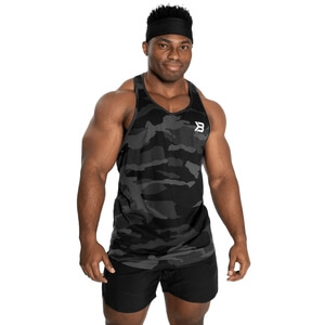 Essential T-Back, dark camo, Better Bodies