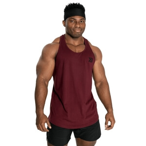 Essential T-Back, maroon, Better Bodies
