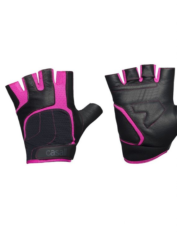 Exercise Glove Wmns, Black/Pink, Xs, Casall