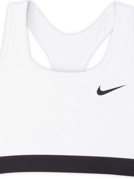 Nike Dri-Fit Swoosh Women's Me, White/Black/Black, Xs, Nike