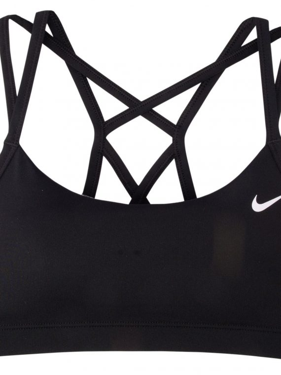 Nike Favorites Strappy Women's, Black/White, Xs, Nike