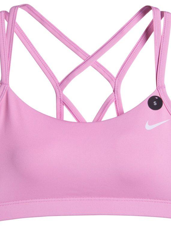 Nike Favorites Strappy Women's, Pink Rise/White, Xs, Nike