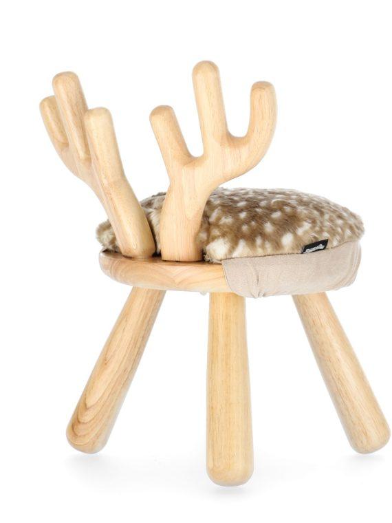 Oak Chair, Elk, Onesize, Blount And Pool
