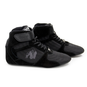 Perry High Tops Pro, black/black, Gorilla Wear