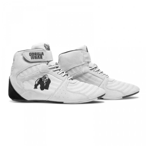 Perry High Tops Pro, white, Gorilla Wear
