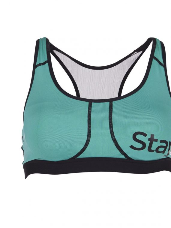 Power Bra A/B, Cactus, M, Stay In Place