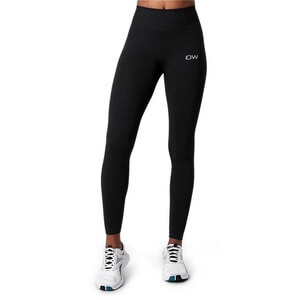 Ribbed Define Seamless Tights, black, ICANIWILL