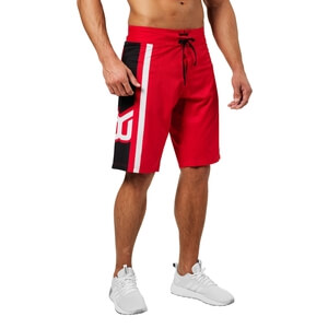Ript Shorts, bright red, Better Bodies