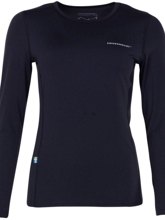 Saltö Ls W, Black, 38, T-Shirts