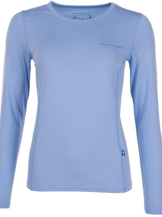Saltö Ls W, Lt Blue, 46, T-Shirts
