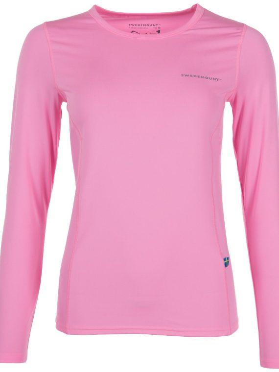 Saltö Ls W, Lt Pink, 34, T-Shirts