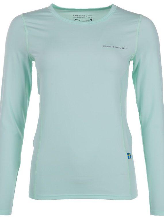 Saltö Ls W, Mint, 34, T-Shirts