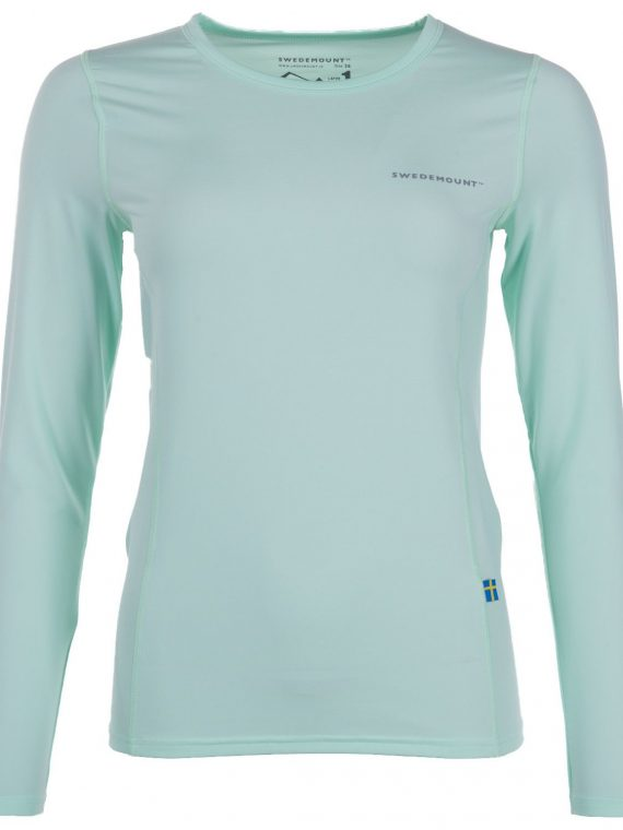 Saltö Ls W, Mint, 36, T-Shirts