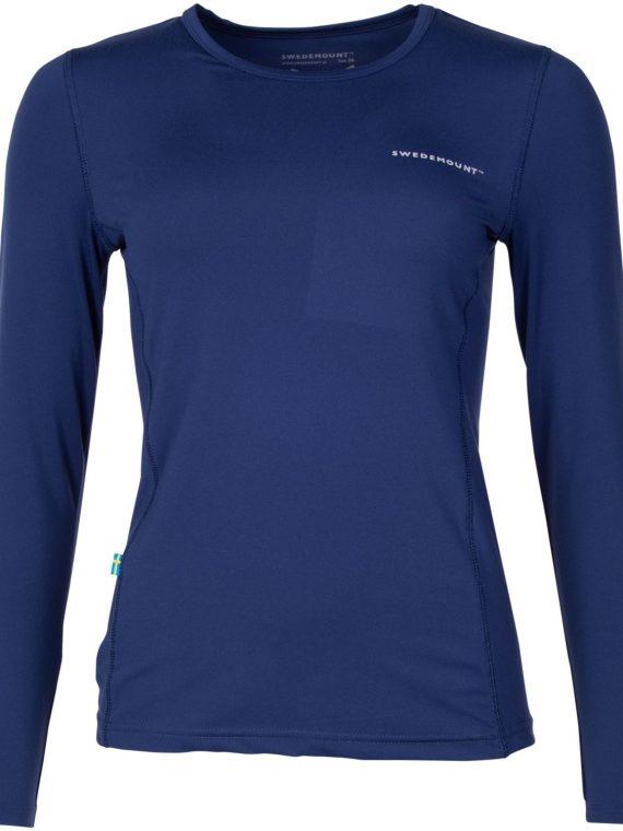 Saltö Ls W, Navy, 40, T-Shirts