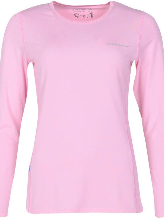 Saltö Ls W, Pink, 34, T-Shirts