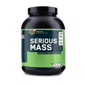 Serious Mass, Optimum Nutrition, 2727 g