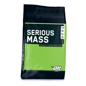 Serious Mass, Optimum Nutrition, 5455 g
