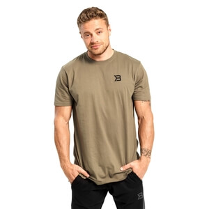 Stanton Oversize Tee, wash green, Better Bodies