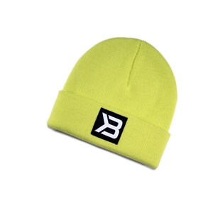 Tribeca Beanie, neon yellow, Better Bodies