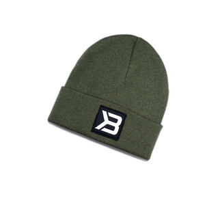 Tribeca Beanie, wash green, Better Bodies