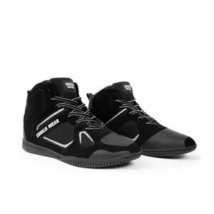 Troy High Tops, black/grey, Gorilla Wear
