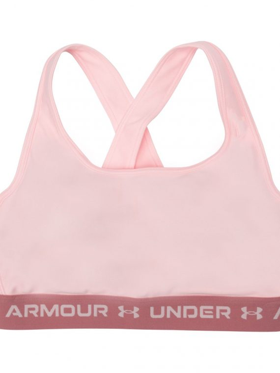 Ua Crossback Mid Bra, Beta Tint, L, Under Armour