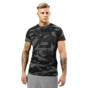 Washington Tee, dark camo, Better Bodies